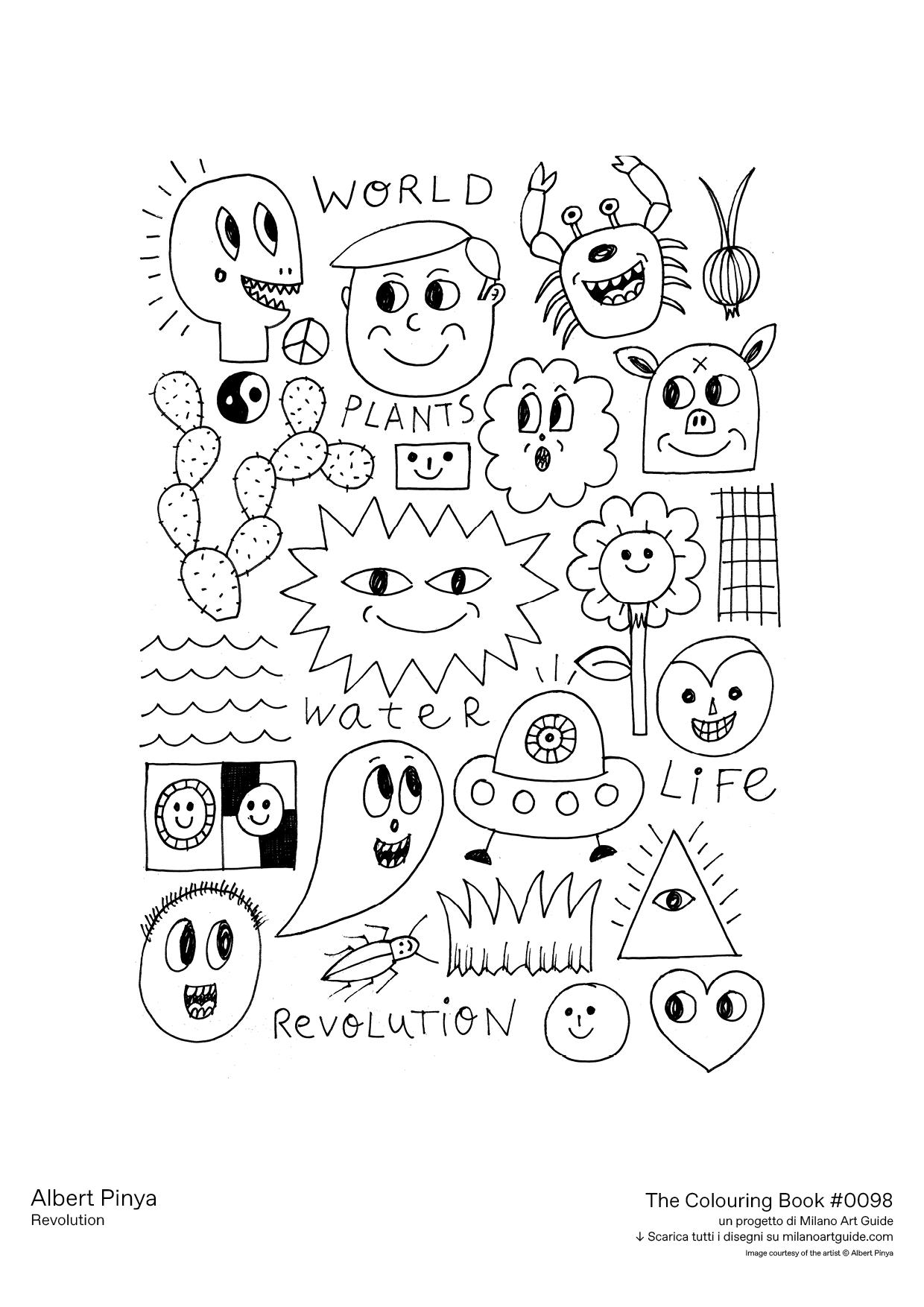0098_AlbertPinya_Revolution_THECOLOURINGBOOK_MILANOARTGUIDE.png